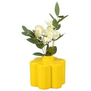Image of   Vase Petal Flower Dandelion
