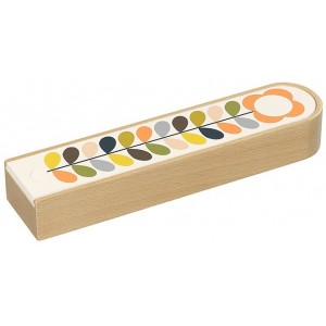 Image of   Wooden Pencil Box Multi Stem