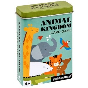 Image of   Card Games Animal Kingdom