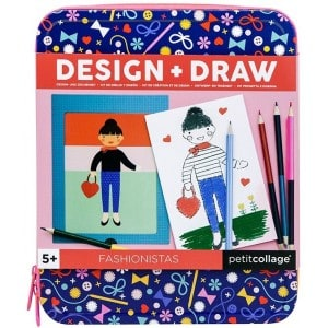 Image of   Design And Draw Fashionista