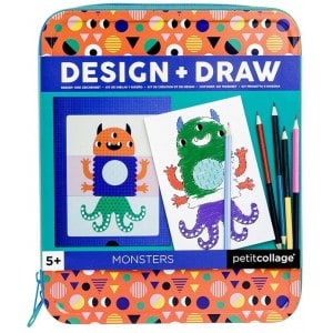 Image of   Design And Draw Monsters