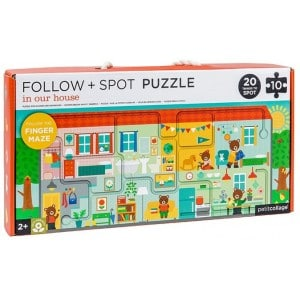 Image of   Follow Puzzle House