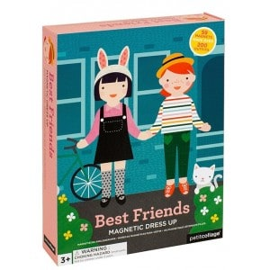 Image of   Magnetic Dress-up Best Friends