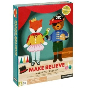 Image of   Magnetic Dress-up Make Believe