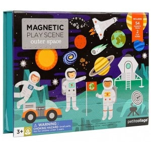 Image of   Magnetic Play Scene Space