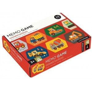 Image of   Memory Game Construction