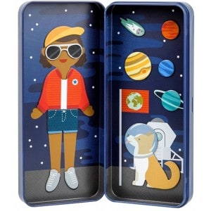 Image of   Mini Magnetic Dress-up Space