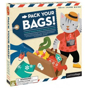Image of   Pack Your Bags Game