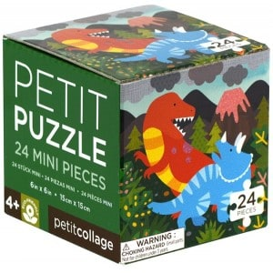 Image of   Petit Puzzle Dinosaurs