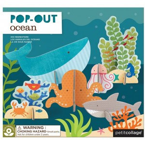 Image of   Pop-out Ocean