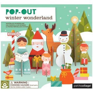 Image of   Pop-out Winter Wonderland