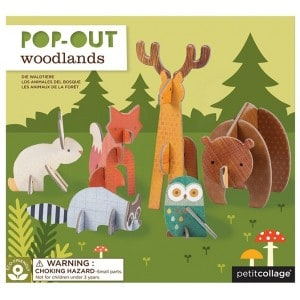 Image of   Pop-out Woodlands
