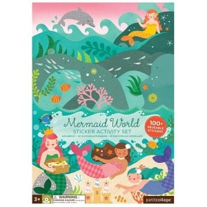 Image of   Sticker Activity Set Mermaid