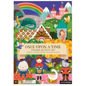Image of   Sticker Activity Set Once Upon