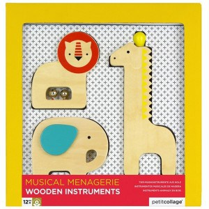 Image of   Wooden Animal Instruments