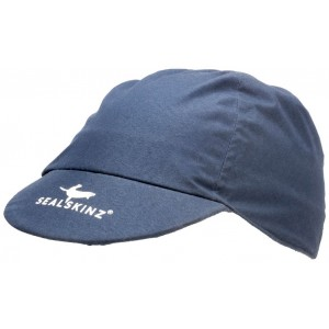 Sealskinz Waterproof All Weather Cycle Cap - Navy blue - Str. L/XL - Kasket