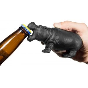 Image of   Bottle Opener Hippo