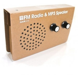 Image of   Cardboard Radio