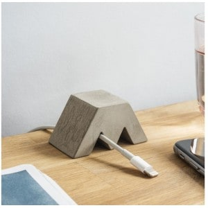 Image of   Concrete Cable Holder