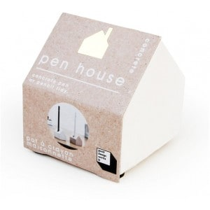 Image of   Concrete Pen House White