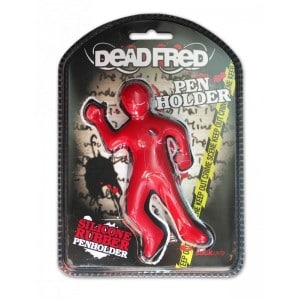 Image of   Dead Fred Pen Holder