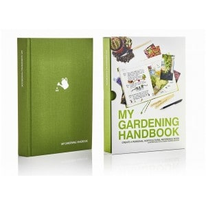 Image of   Garden Notebook Green
