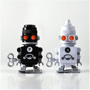 Image of   Salt & Pepper Bots