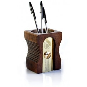 Image of   Sharpener Desk Tidy Dark