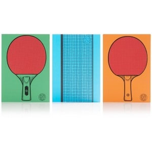 Image of   Table Tennis Notebooks