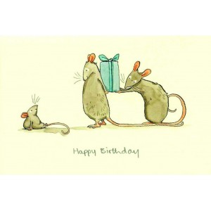 Image of   Greeting Card Happy Birthday