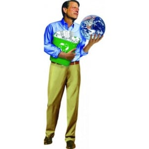 Image of   Card Al Gore