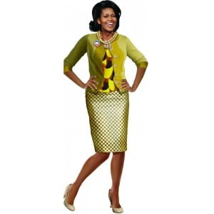 Image of   Card Michelle Obama