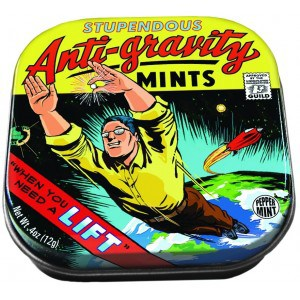 Image of   Mints Anti Gravity