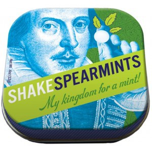 Image of   Mints Shakespearemints