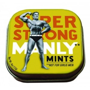 Image of   Mints Super Strong Manly