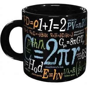 Unemployed Philosophers G - Mug Mathematics