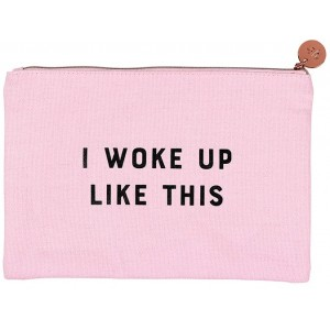 Yes Studio - Make Up Pouch I Did Not